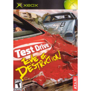 Test Drive Eve of Destruction - Xbox Game