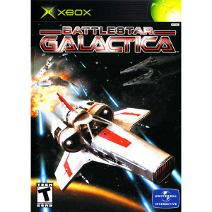 Battlestar Galactica - Xbox Game