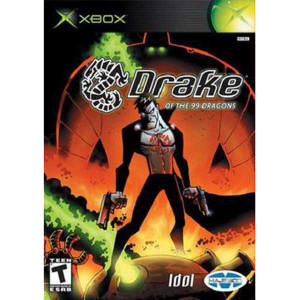 Drake of the 99 Dragons - Xbox Game