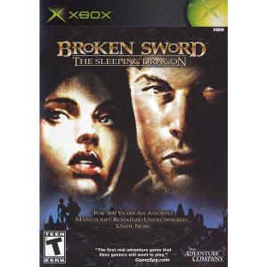 Broken Sword The Sleeping Dragon - Xbox Game