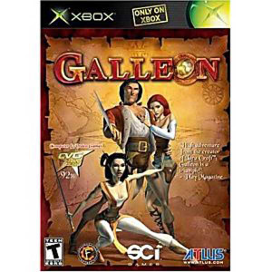 Galleon - Xbox Game