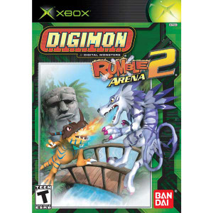 Digimon Rumble Arena 2 - Xbox Game