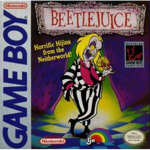 Beetlejuice - Game Boy Game