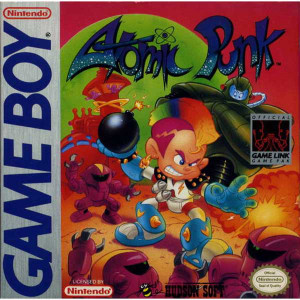 Atomic Punk - GameBoy Game