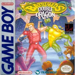 Battletoads Double Dragon - Game Boy Game
