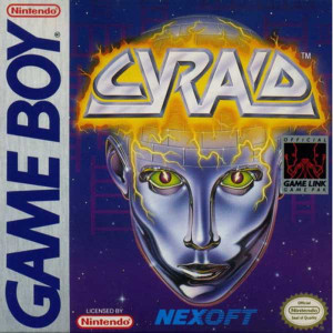Cyraid - Game Boy Game