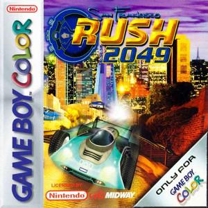 San Francisco Rush 2049 - Game Boy Color Game