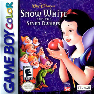 Snow White and the Seven Dwarfs - Game Boy Color