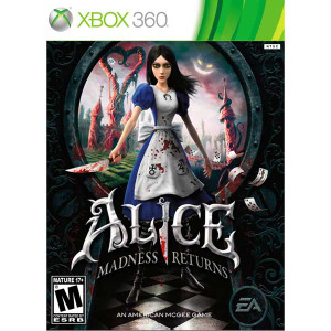 Alice Madness Returns - Xbox 360 Game
