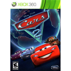 Cars 2 - Xbox 360 Game