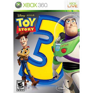 Toy Story 3 - Xbox 360 Game