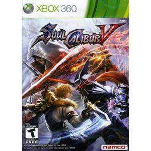 Soul Calibur V - Xbox 360 Game
