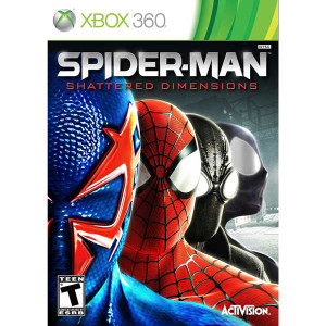 Spider-Man Shattered Dimensions - Xbox 360 Game