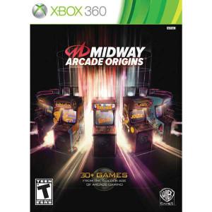 Midway Arcade Origins - Xbox 360 Game