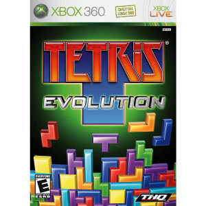 Tetris Evolution - Xbox 360 Game