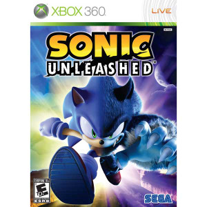 Sonic Unleashed - Xbox 360 Game