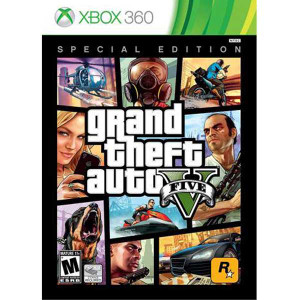 Grand Theft Auto V Special Edition - Xbox 360 Game