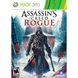 Assassin's Creed Rogue - Xbox 360 Game