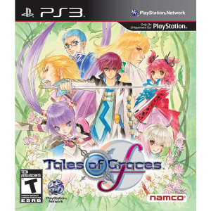 Tales of Graces F - PS3 Game