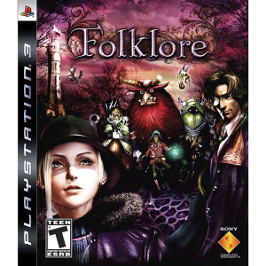 Folklore - PS3 Game