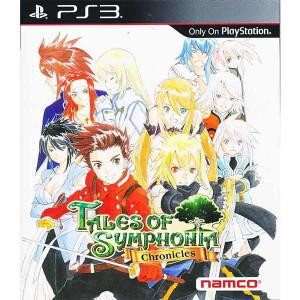 Tales of Symphonia Chronicles - PS3 Game