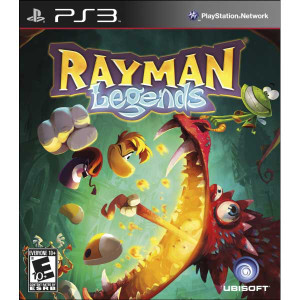 Rayman Legends - PS3 Game
