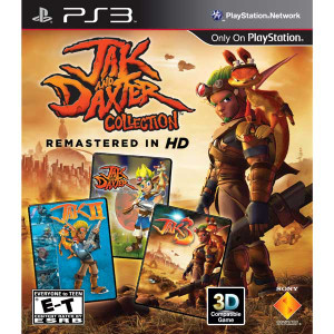 Jak and Daxter Collection - PS3 Game