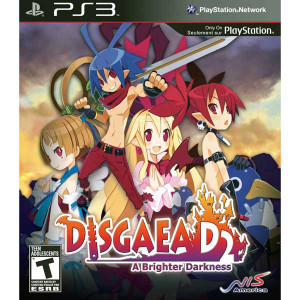 Disagea D2 A Brighter Darkness - PS3 Game