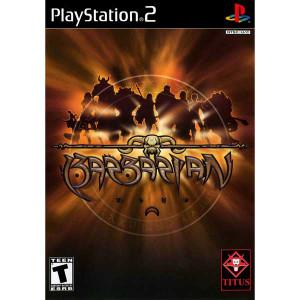 Barbarian - PS2 Controller