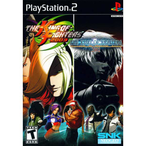 King of Fighters 02/03 - PS2 Game