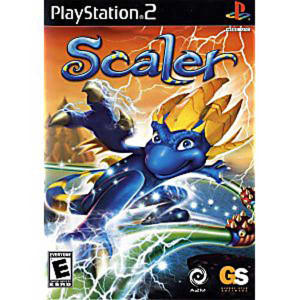 Scaler - PS2 Game