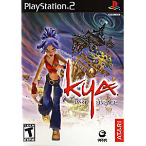 Kya Dark Lineage - PS2 Game