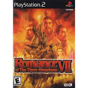 Romance of the Three Kingdoms VII - PS2 Game