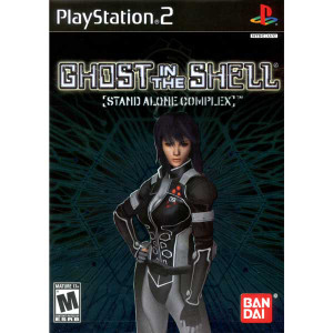 Ghost in the Shell Stand Alone Complex - PS2 Game