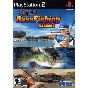 Sega Bass Fishing Duel - PS2 Game