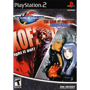The King of Fighters 00/01 - PS2 Game