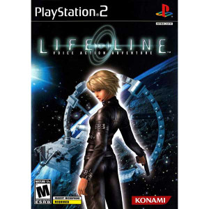 Life Line Voice Action Adventure - PS2 Game