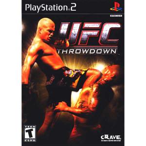 UFC Throwdown - PS2 Game