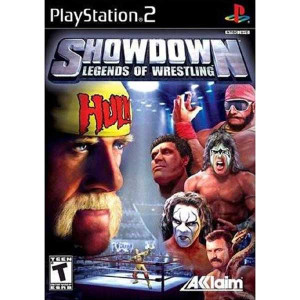 Showdown Legends of Wrestling - PS2 Game
