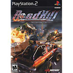 Roadkill - PS2 Game