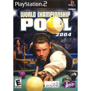 World Championship Pool 2004 - PS2 Game
