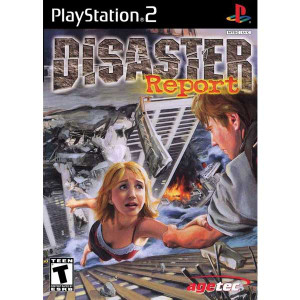 Disaster Report - PS2 Game
