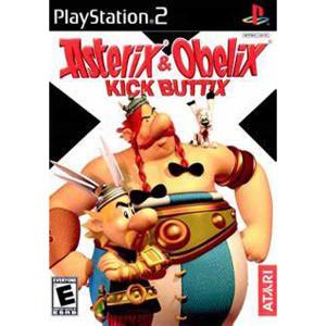 Asterix & Obelix Kick Buttix - PS2 Game