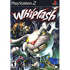 Whiplash - PS2 Game
