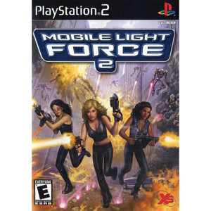 Mobile Light Force 2 - PS2 Game