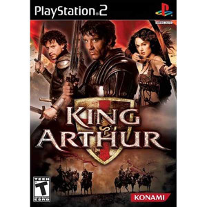 King Arthur - PS2 Game