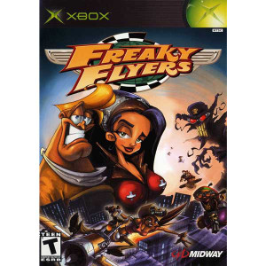 Freaky Flyers - Xbox Game