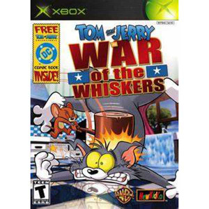Tom and Jerry War of the Whiskers - Xbox Game