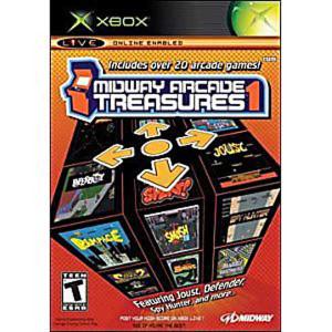 Midway Arcade Treasures 1 - Xbox Game