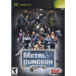 Metal Dungeon - Xbox Game
